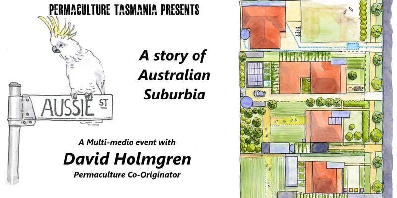Retrosuburbia - 'Aussie Street'. With David Holmgren