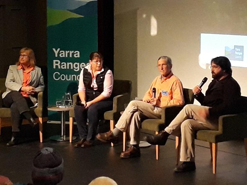 Farming futures discussed in Healesville